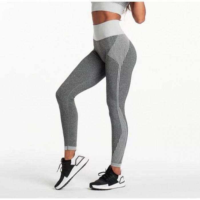 "Retuusid  ""Compression Fitness Gray"""